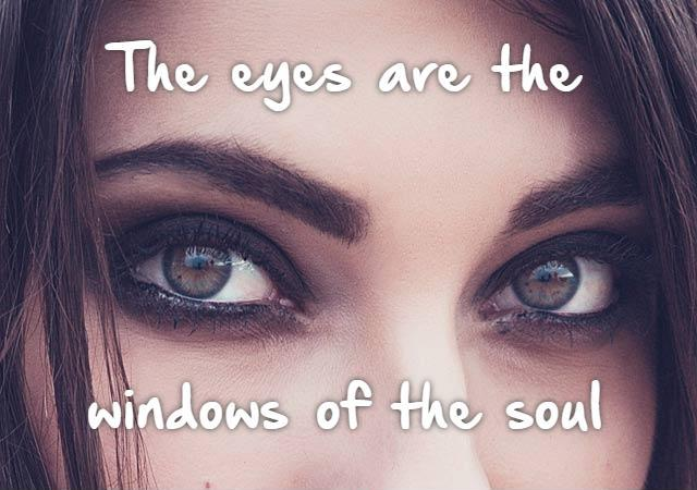 Eyes Of The Soul Quotes. QuotesGram