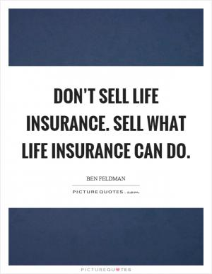 life insurance quote quote number 542038 picture quotes