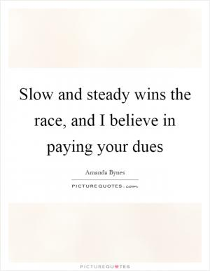slow and steady wins the race school essay