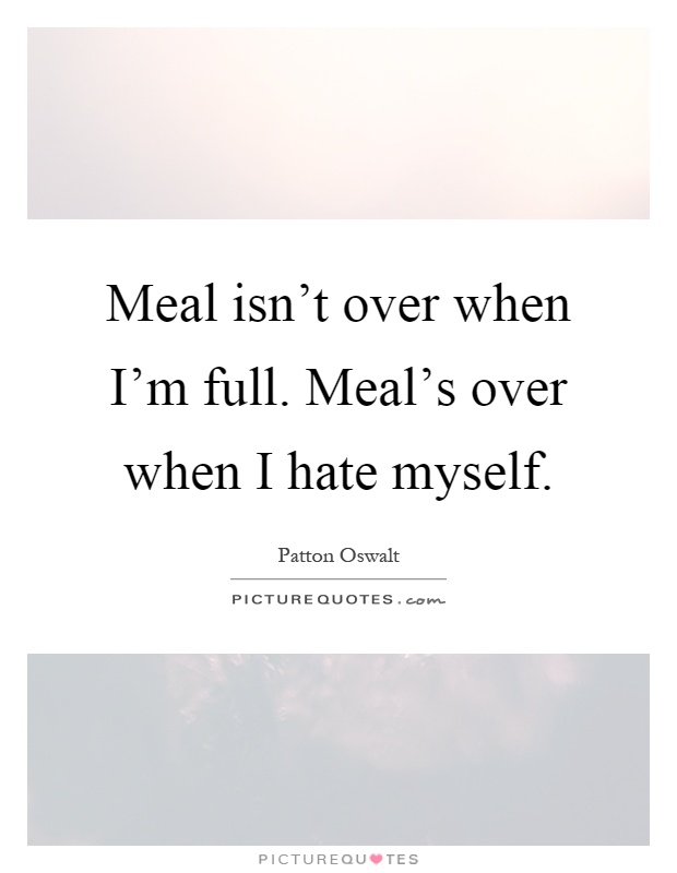 quotes about hating myself - photo #44