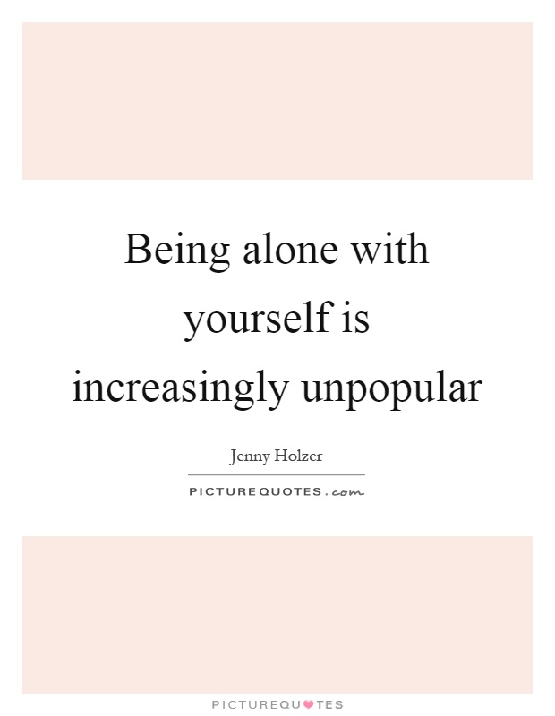 The Power of Being Unpopular