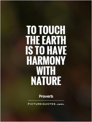 Harmony Quote | Quote Number 664565 | Picture Quotes