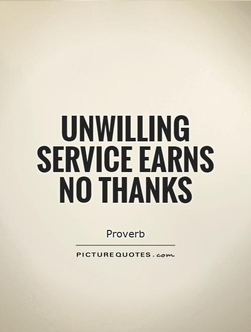 Service Quotes | Service Sayings | Service Picture Quotes