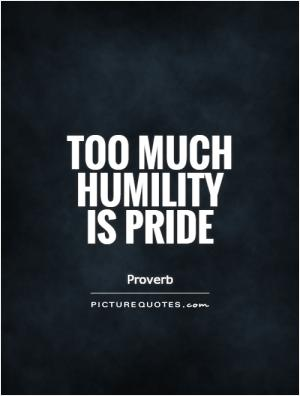 humility in lifeand business These 10 reasons we need to develop humility should help you understand what humility is and convince you that you  because we struggle with life's .