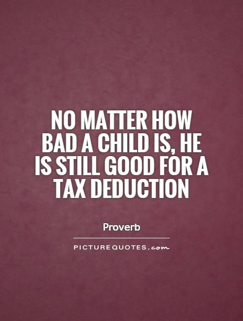 Clever tax quotes