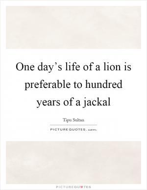 Jackal quotes