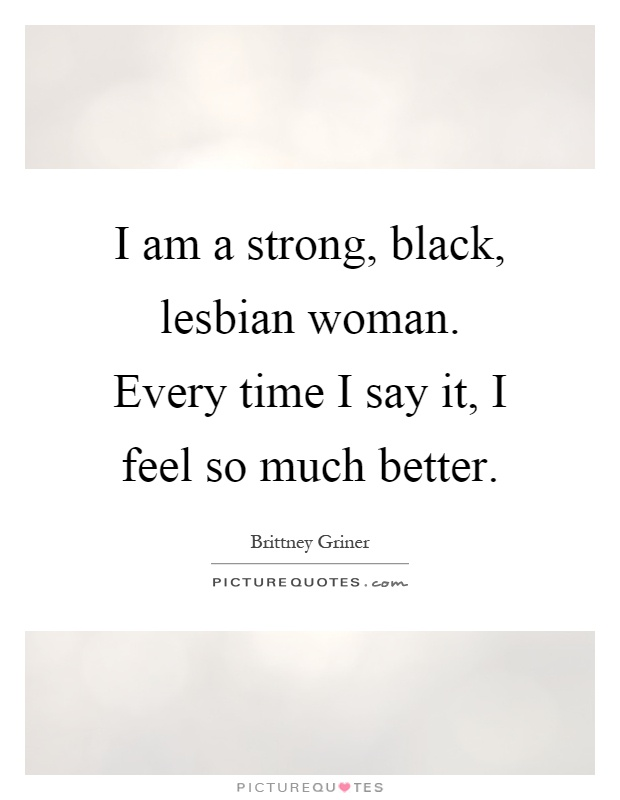 Black lesbian quotes