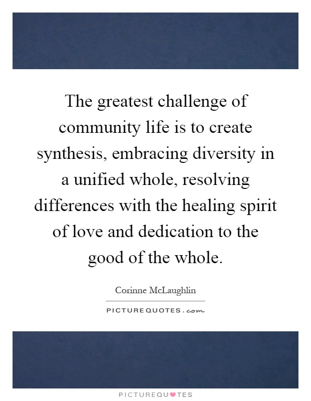 embracing diversity challenging minds essay Since 1927, marriott has valued diversity and inclusion with our foundation built upon the wellbeing and happiness of our associates, embracing differences is critical to our success as the largest hospitality company with an ever growing global portfolio.