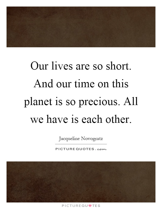 our precious planet essay The most precious resource of all – save food, save water  our world and our societies are water‐hungry  all too often this precious and frequently limited .