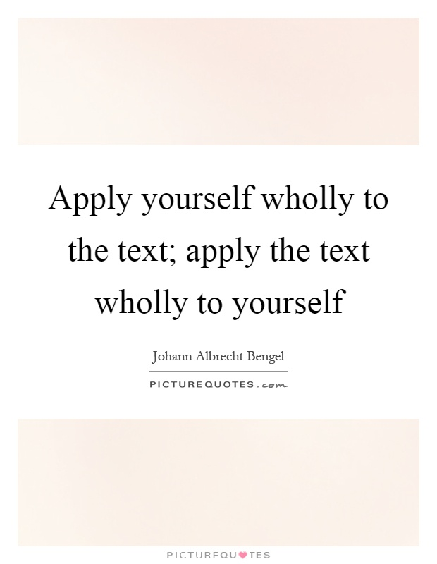 Wholly Quotes | Wholly Sayings | Wholly Picture Quotes