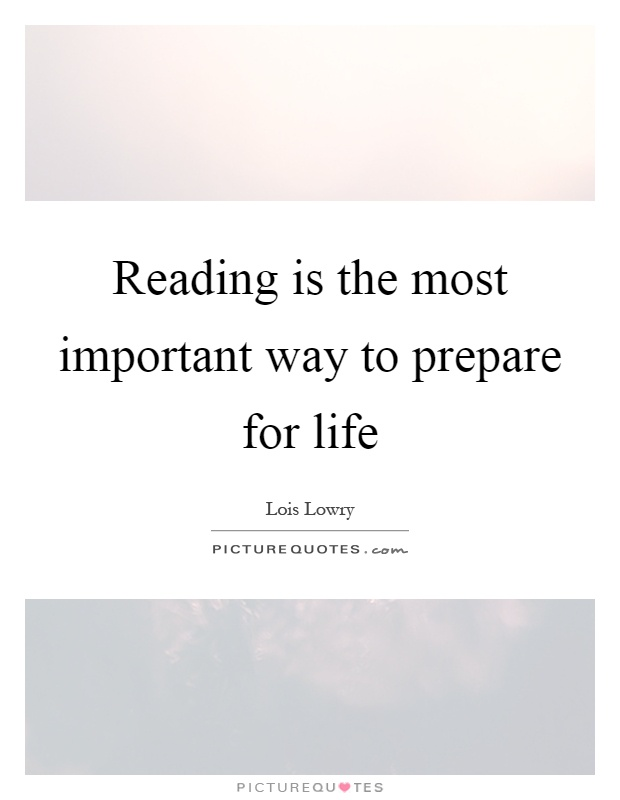 reading is it important The importance of reading cannot be stressed enough reading is important  because it enriches you in many different aspects to know about.