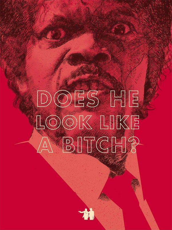 Does he look like a bitch? Picture Quote #1