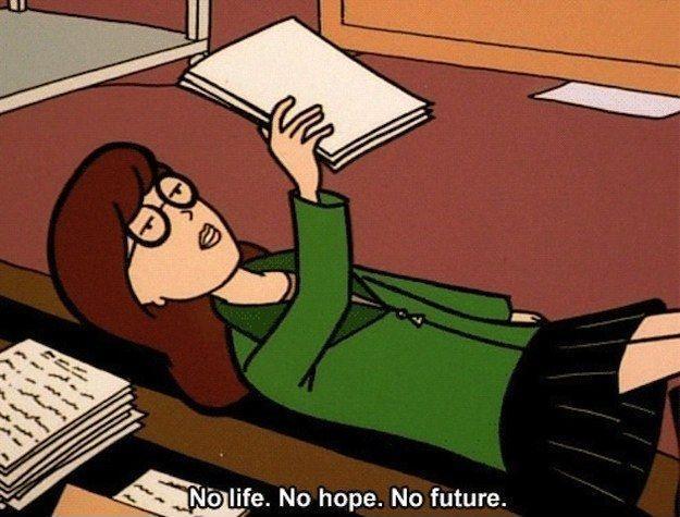 No life. No hope. No future Picture Quote #1