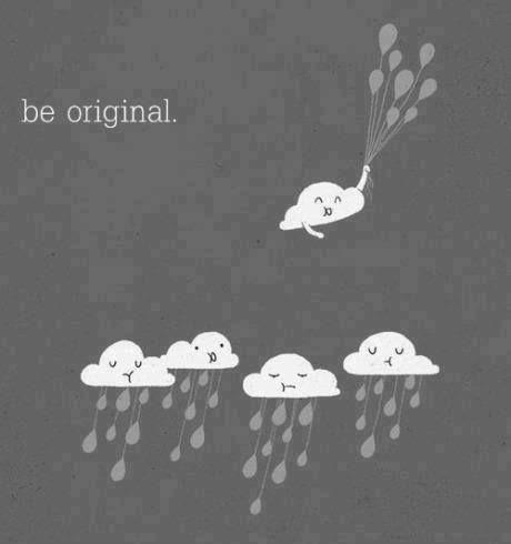 Be original Picture Quote #1