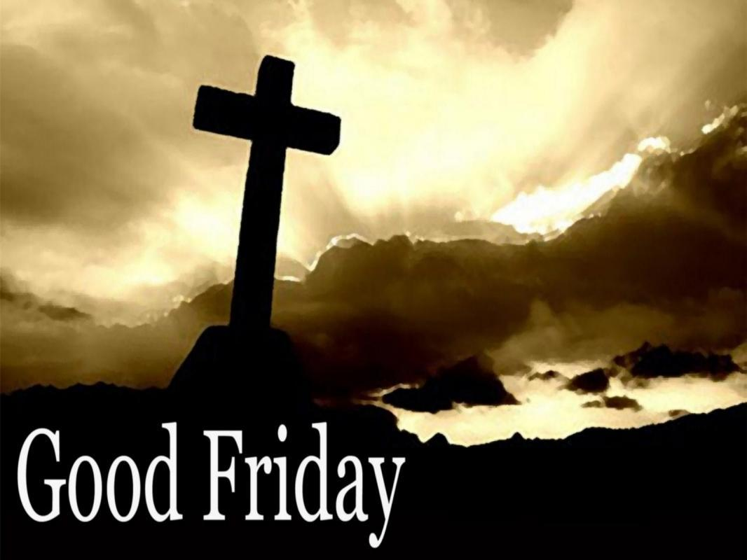Good Friday Picture Quote #1
