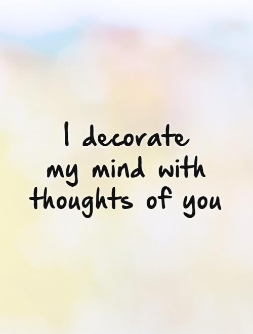 I decorate 