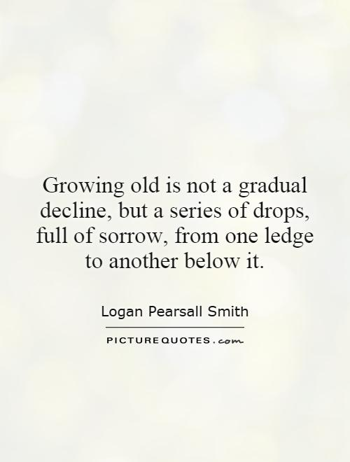 an analysis of the quote by logan pearsall smith