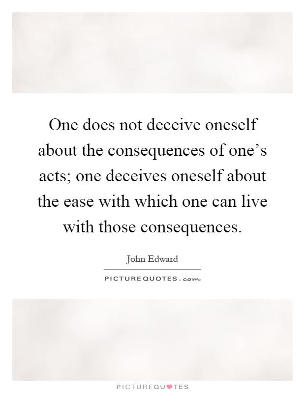 Deceives