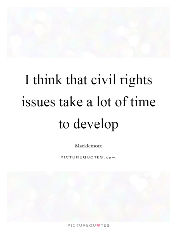 what were the civil rights problems Fight for rights before the end of segregation and discrimination in the brown vs board of education there were many problem that minorities faced as they endured to .