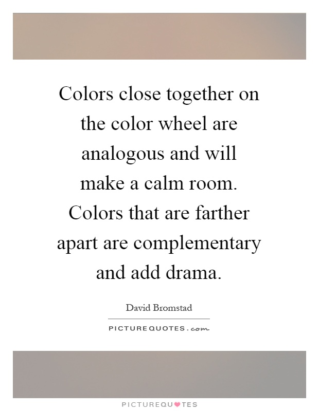 Color Wheel Quotes Sayings Color Wheel Picture Quotes