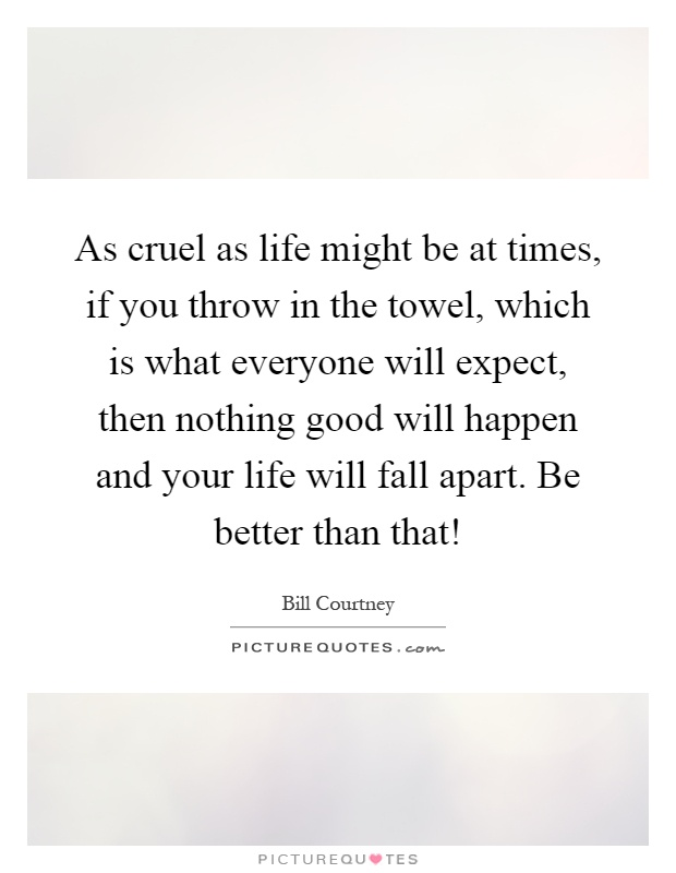 Throwing In The Towel Quotes Gorgeous Throwing In The Towel Quotes Pleasing Quotes About Throw In The
