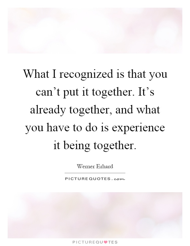 Being Together Quotes Endearing Being Together Quotes & Sayings  Being Together Picture Quotes