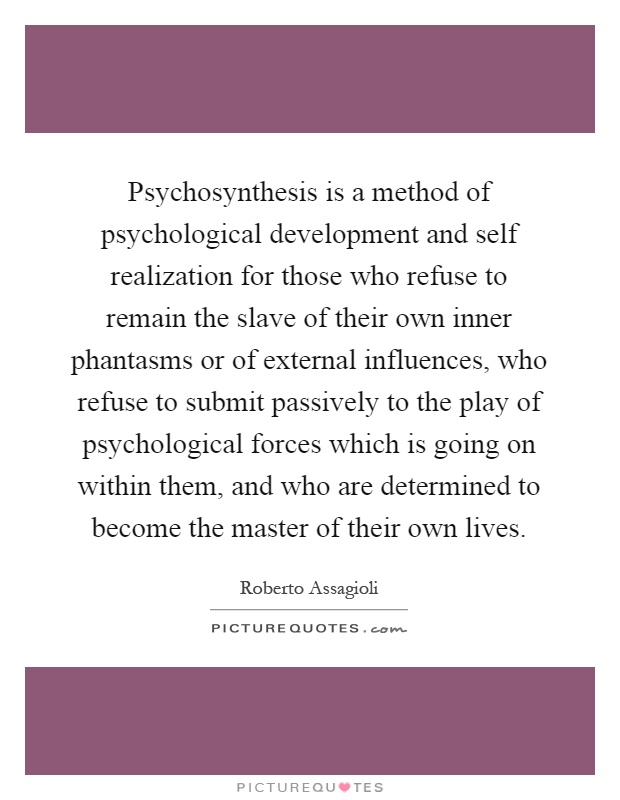 psychology psychosynthesis spirit Psychosynthesis suny series in transpersonal and humanistic psychology richard d mann, editor psychosynthesis a psychology of the spirit.