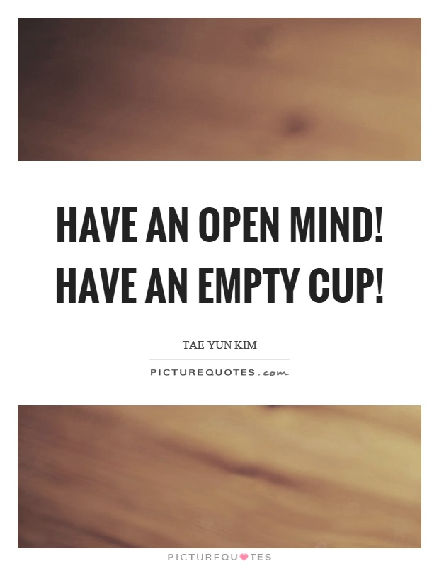 having an open mind and open Keep a really open-mind and help them figure out the best solution to their  problem  sometimes just talking about your problems and having someone  there to.