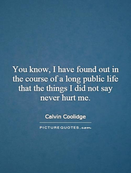 You Hurt Me Quot...U Hurt Me Quotes Images