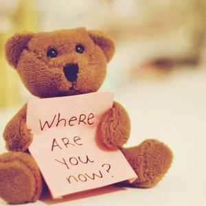 Where are you now? Picture Quote #1