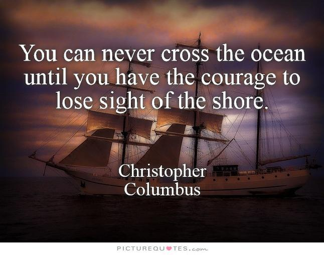 Funny Quotes About Christopher Columbus Quotesgram: Christopher Columbus Quotes & Sayings (39 Quotations