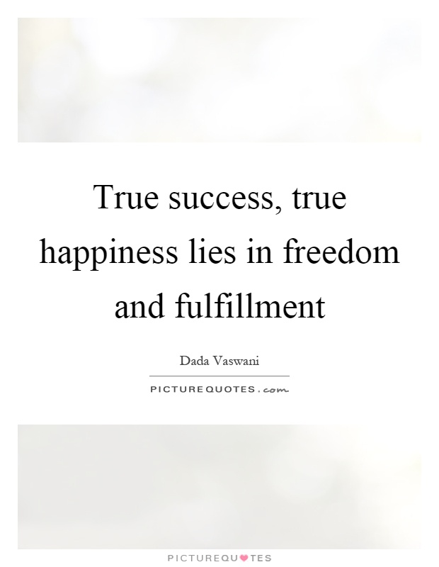 Fulfillment Quotes Interesting Fulfillment Quotes & Sayings  Fulfillment Picture Quotes  Page 2