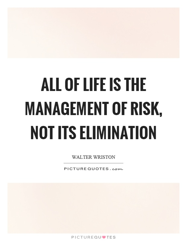 Corporate risk quotes
