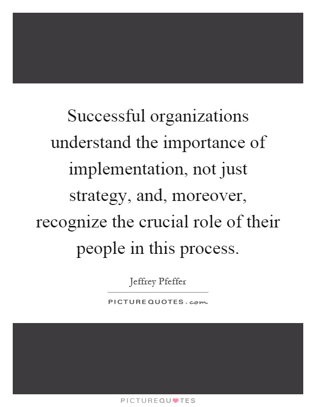 the importance of strategy process The strategic marketing process how to structure your marketing activities to achieve better results written by moderandi inc, creators of the marketing planning and management app at wwwmarketingmocom.