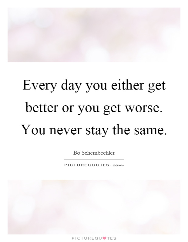 1% better everyday images and quotes