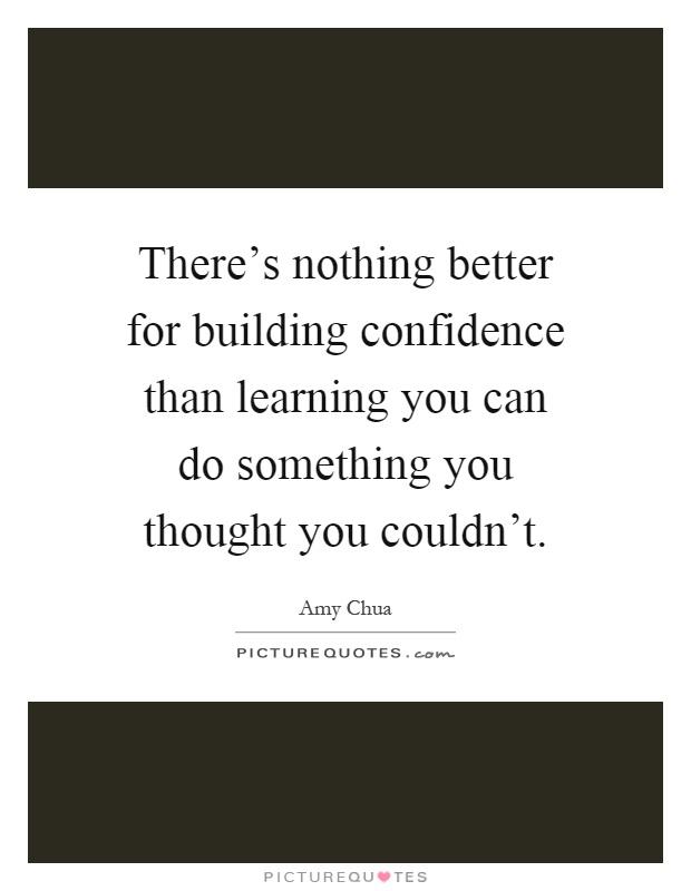 confidence dealing breakup learning trust
