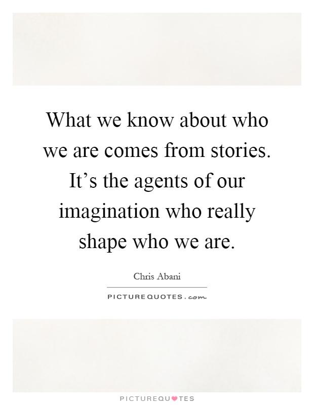 our imagination essay