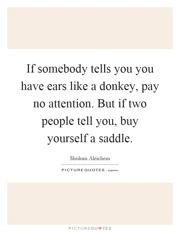 Saddle Quotes | Saddle Sayings