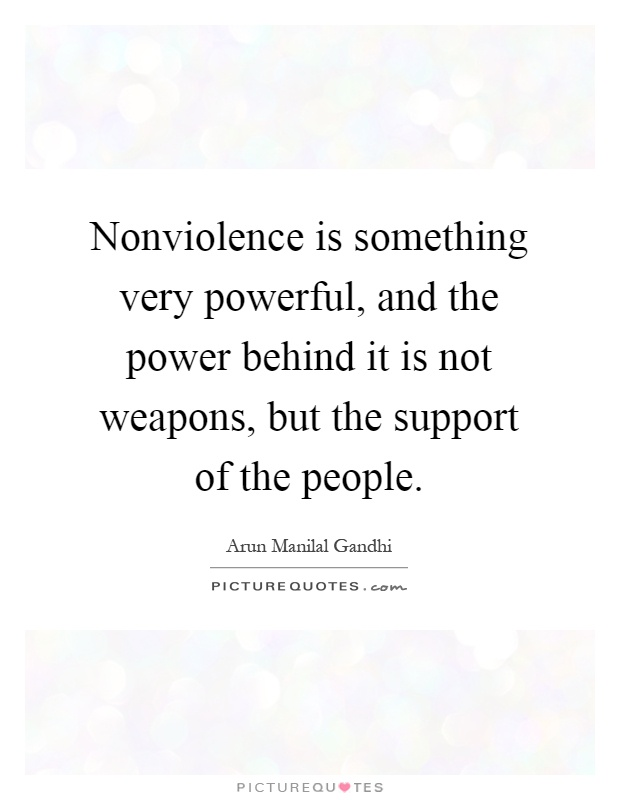 The Power of Nonviolence: Writings by Advocates of Peace