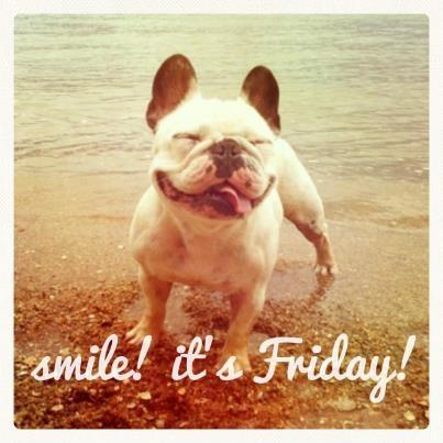 Smile. It's Friday Picture Quote #1