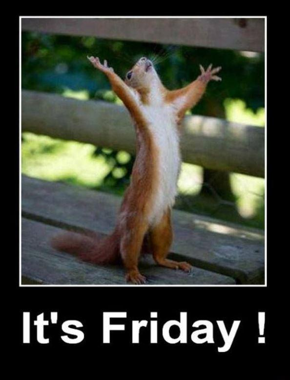 It's Friday! | Picture Quotes