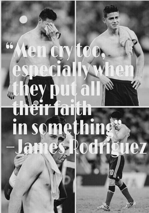 Men cry too, especially when they put all their faith in something Picture Quote #1