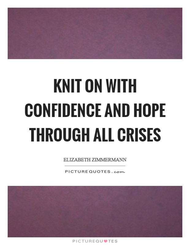 Knitting Quotes Elizabeth Zimmermann : Elizabeth zimmermann quotes sayings quotations