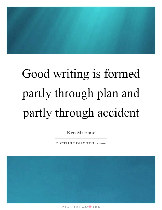 write good essay plan