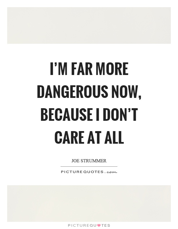 Dont Care Quotes | Dont Care Sayings | Dont Care Picture ...