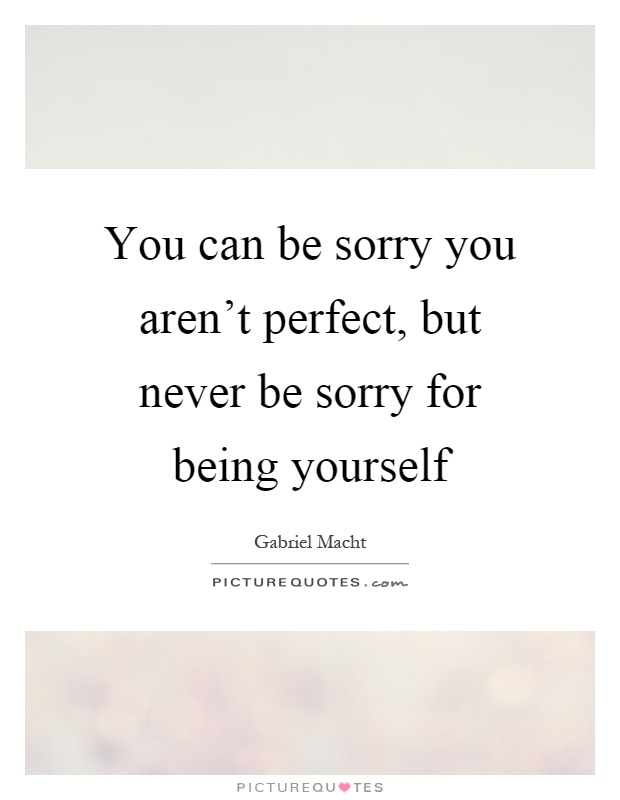 quotes about being sorry - photo #27