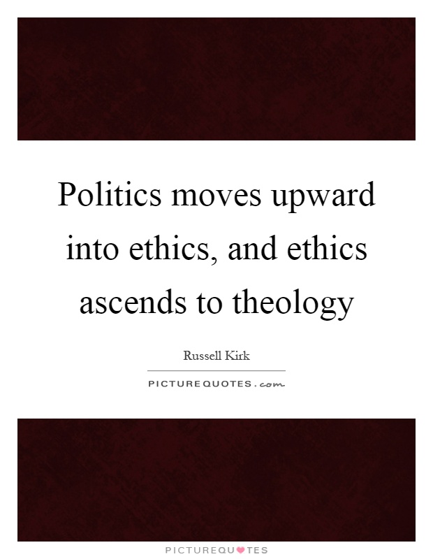 ethics in politics Ethics: ethics, the philosophical discipline concerned with what is morally good and bad and what is morally right and wrong.
