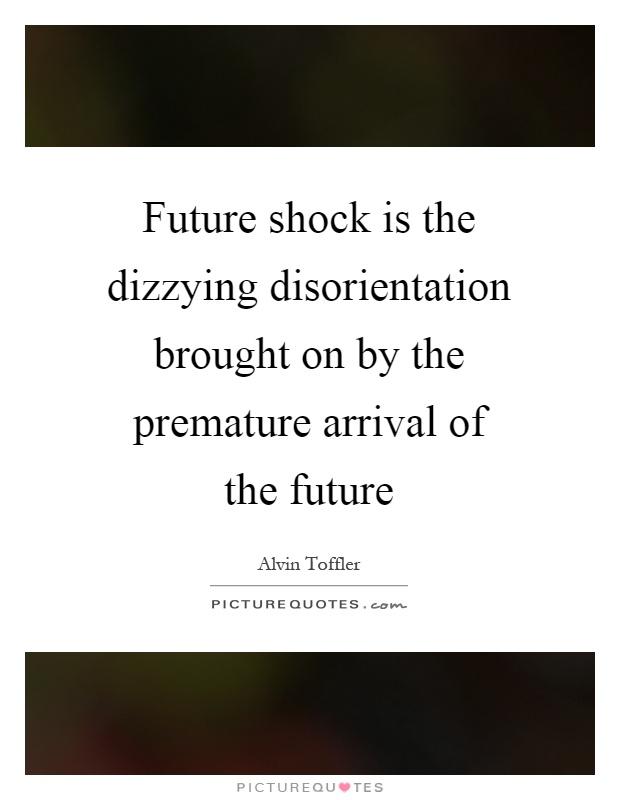future shock alvin toffler