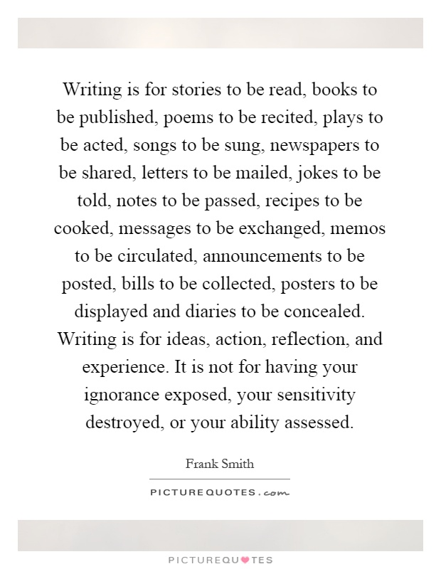 About books, authors, writers, poems, jokes, quotes