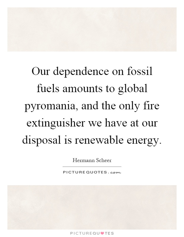dependence on fossil fuels essay View essay - dependence of man dependency on fossil fuels from gen na at itt tech pittsburgh .